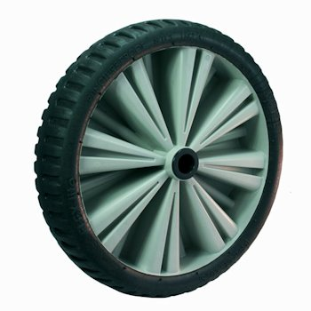 2 x puncture proof wheel - special offer