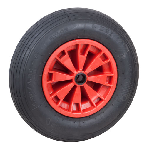 2 x Large trolley wheels - special offer