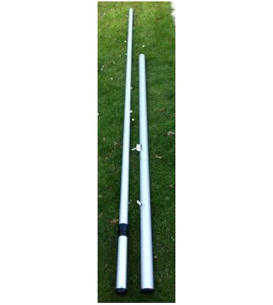 Laser Radial Bottom Mast Section And Upper Mast Section